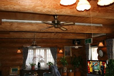 ログハウス~小澤邸、内観写真